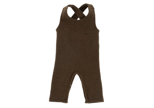 Riffle Riffle Suit ss derby rib brown