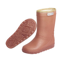 Enfant Thermo Boots Glitter Metalic Rose