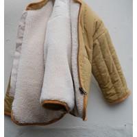 Konges Slojd Storm Thermo Jacket Antique Bronze