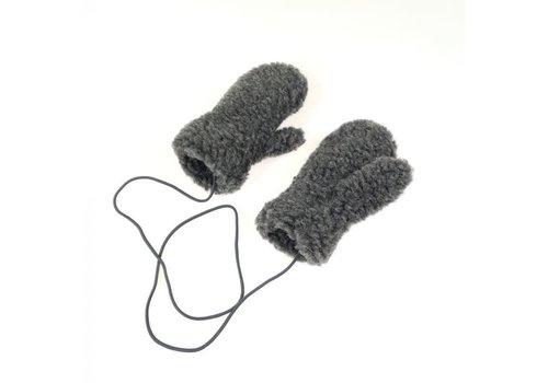 Alwero Alwero Kinderhandschoenen Gully Antracite