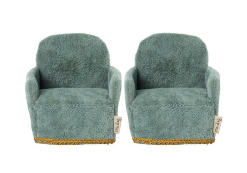 Maileg Maileg Chair - 2 pack , Mouse