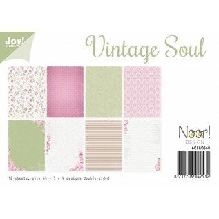 Joy!Crafts Papierset -  Vintage Soul