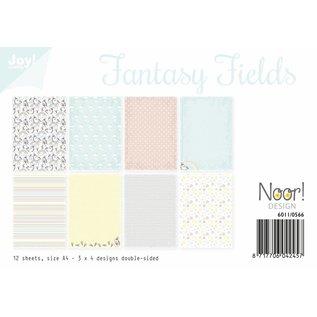 Joy!Crafts Papierset - Fantasy Fields