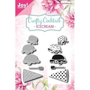 Joy!Crafts Snijstencils  & Stempels  - CC - Ijsjes