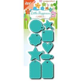 Joy!Crafts Snijstencils - LH - Labels