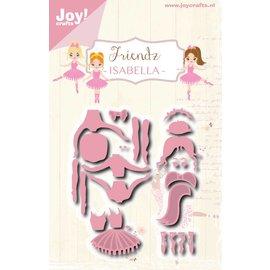 Joy!Crafts Snij-embosstencil - Friendz - Isabella