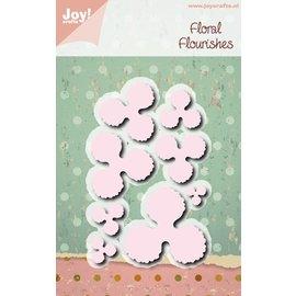 Joy!Crafts Snijstencils - Noor - FF - Rib Flowers