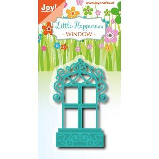 Joy!Crafts Snij-embosstencil - LH - Deco-raam