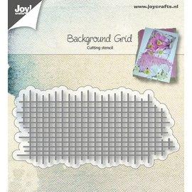 Joy!Crafts Snijstencil - Bille's Background - Raster