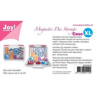 Joy!Crafts XL Opbergkoffer voor metalen stencils