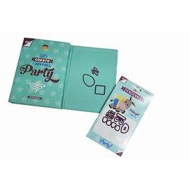 Joy!Crafts TWEE magneet mappen voor stencils A5