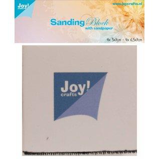 Joy!Crafts Schuurblokje incl. schuurpapier (8st)