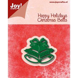 Joy!Crafts Snij-embosstencil -  HH - Kerstklokken