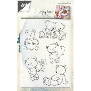 Joy!Crafts Clearstempel - Teddyberen