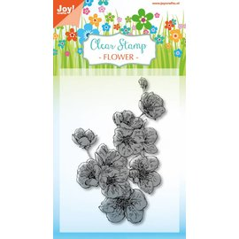 Joy!Crafts Clearstamp - Dotterbloem