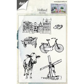 Joy!Crafts Clear stempel - Holland