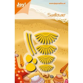 Joy!Crafts Snij-embosstencil - Madeliefje