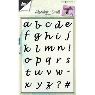 Joy!Crafts Clearstamp - Alfabet Kleine letters