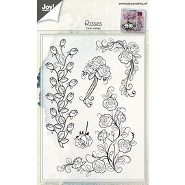 Joy!Crafts Clear stempel - Rozen