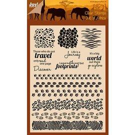 Joy!Crafts Clear stempel - Dierenprinten