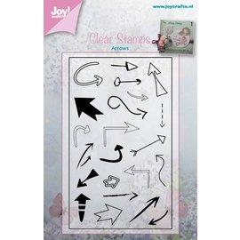 Joy!Crafts Stempel - Pijlen