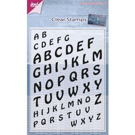 Joy!Crafts Stempel - Mery's Alphabet