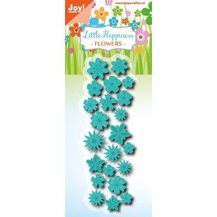 Joy!Crafts Snij-embosstencil - Little Happiness - bloemen