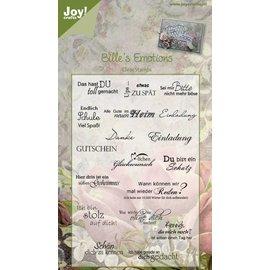 Joy!Crafts Stempel (100x150 mm)