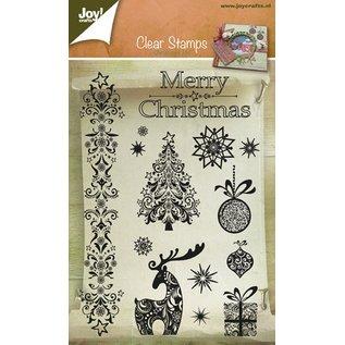 Joy!Crafts Stempel - Merry Christmas