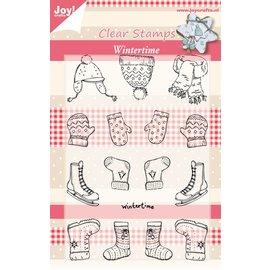 Joy!Crafts Stempel - Wintertime 1