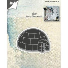 Joy!Crafts Snij-embosstencil - Iglo