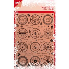 Joy!Crafts Stempel tekst ENG (148x210 mm )