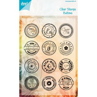 Joy!Crafts Stempel tekst NL (148x210mm)