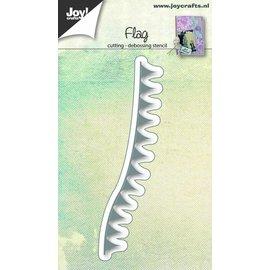 Joy!Crafts Snij-debosstencil - Slingers