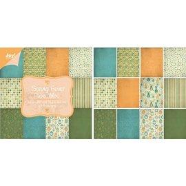 Joy!Crafts Papierblok - Spring Fever