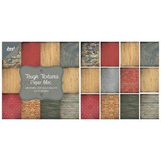 Joy!Crafts Papierblok - Tough Textures