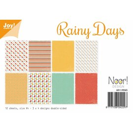 Joy!Crafts Papierset -  Rainy Days