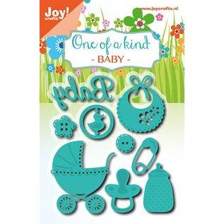 Joy!Crafts Snij-embosstencil - Baby set