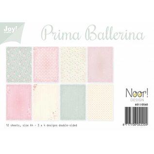 Joy!Crafts Papierset - Prima Ballerina