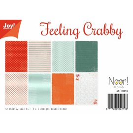 Joy!Crafts Papierset - Feeling Crabby