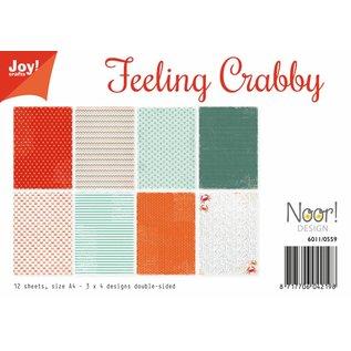 Joy!Crafts Papierset - Feeling Crabby