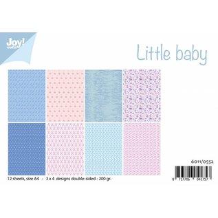 Joy!Crafts Papierset  - Little Baby