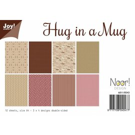 Joy!Crafts Papierset - Hug in a Mug