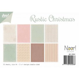 Joy!Crafts Papierset - Design Rustic Christmas