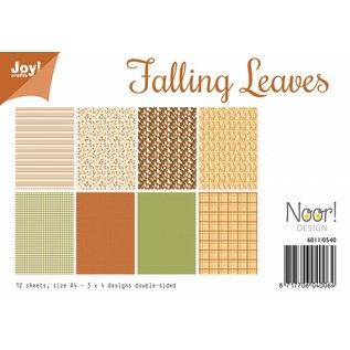 Joy!Crafts Papierset - Falling Leaves