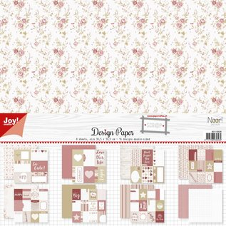Joy!Crafts Scrap Designpapier - Project life - Love this life