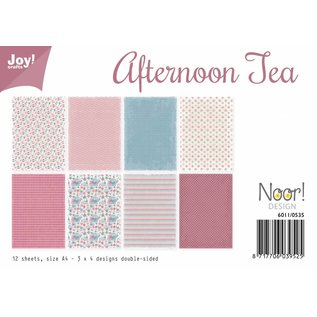 Joy!Crafts Papierset - Afternoon tea