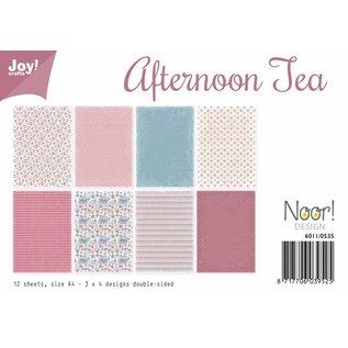 Joy!Crafts Papierset - Afternoon tea