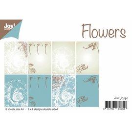 Joy!Crafts Papierset - Flowers