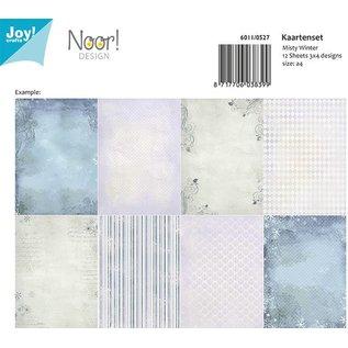 Joy!Crafts Papierset - Misty winter